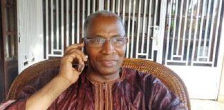 Ban Oury, vice-président exclu de l'UFDG