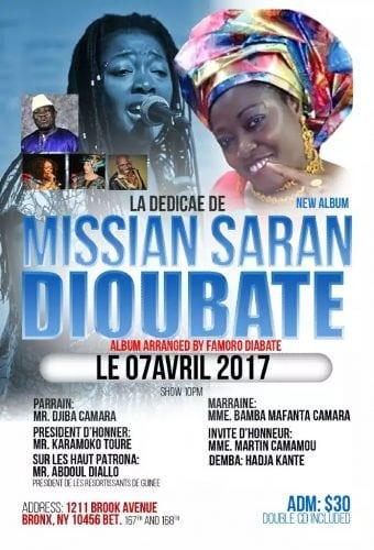 Missian Saran Dioubate