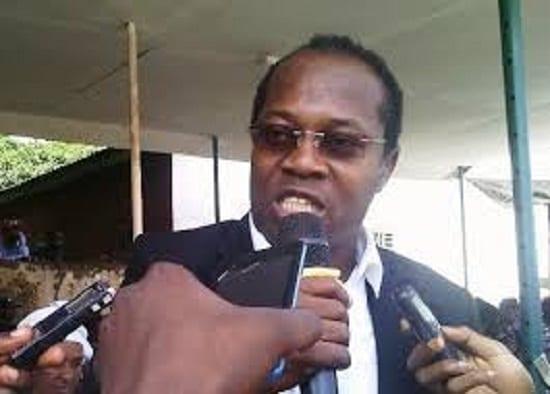 Ousmane Gaoual diallo ufdg
