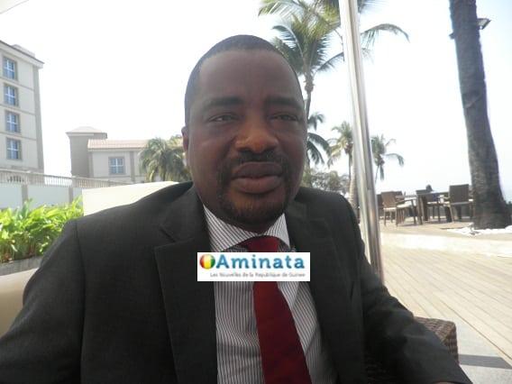 Tibou Kamara, conseiller spécial du chef de l'Etat