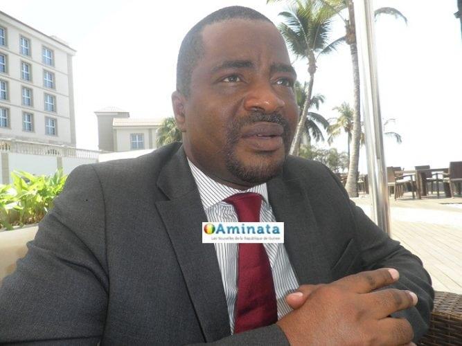 Tibou Kamara, ministre conseiller principal à la présidence