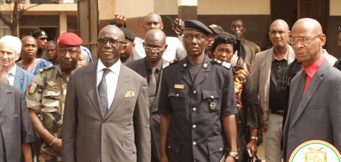 flash-info--Visite-de-Terrain-de-Me-Abdoul-Kabèlè-Camara-Ministre-de-la-Sécurité-et-de-la-Protection-Civile-direction-centrale-police-judiciare