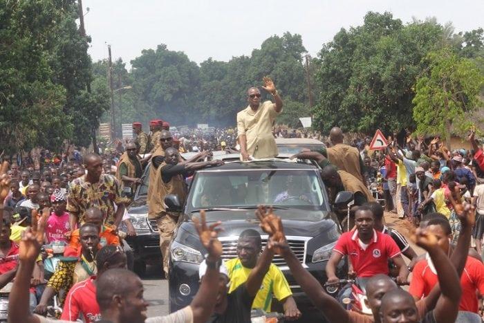 Alpha Condé menace: «il y aura un remaniement ministériel»