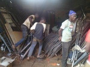 Délestage électrique- des citoyens de Conakry se plaignent