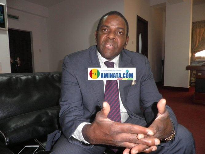 Habib Hann CNP Guinée