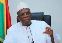 Le ministre d'Etat à la Présidence chargé des questions d'investissements et du partenariat public-privé