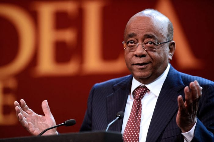 Mo ibrahima, milliardaire anglo-soudanais