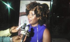 Pauline Saran Camara, chargée de marketing mtn