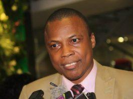 Siaka Barry, ancien ministre de la culture et des sports
