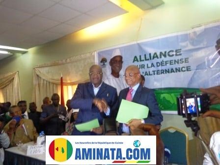 Cellou Dalein Diallo: «Mamadou Sylla, homme puissant, courageux, redoutable»