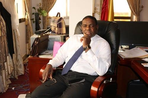 CNP-Guinée : le président Ehadj Habib Hann n'entend pas se laisser distraire