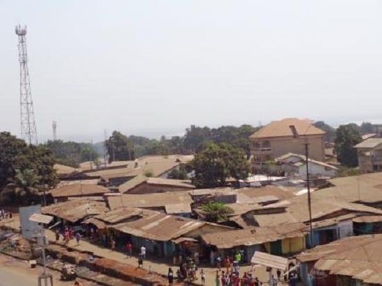 logement en Guinée