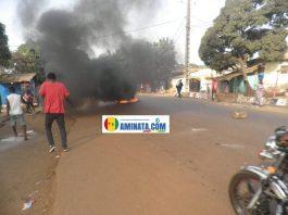 Violences affrontements à Conakry