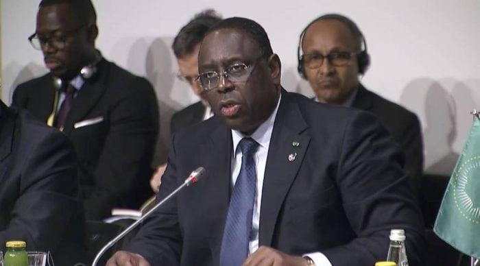Le chef de l'Etat sénégalais, Macky Sall|©DR