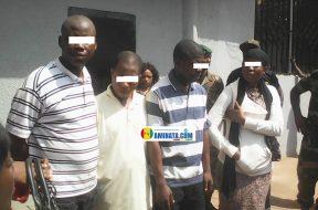 Crimes organisés trafiquants, banditisme, insécurités, attaque