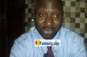 Dr Abdoulaye Bah, président de la délégation spéciale de Kindia