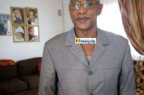 Elhadj Safioulaye Bah, préfet de Labé