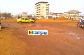 La route Sonfonia-Kagbélin, un véritable calvaire pour ses usagers, taxi