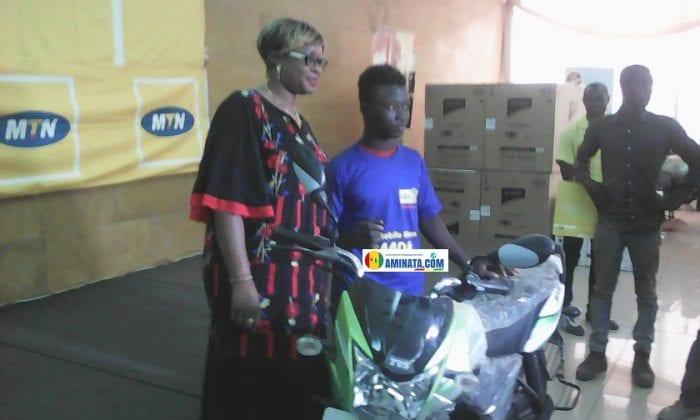 Promo Saint Valentin MTN Guinée continue de rendre heureux ses abonnés