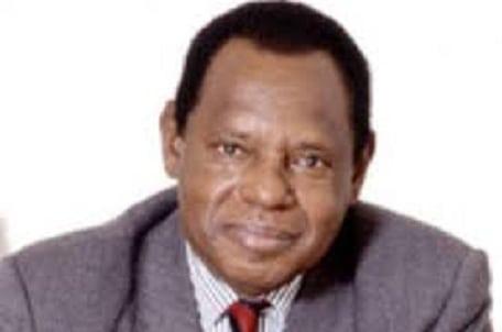 Siradiou diallo, ancien journaliste et homme politique