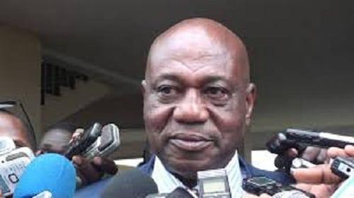 Amadou Damaro Camara, président du groupe parlementaire du RPG