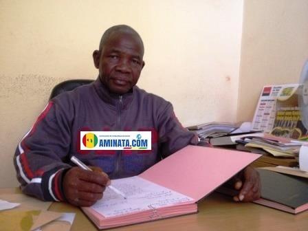 Isak Faust Dopavogui, secrétaire général chargé des collectivités locales de Dinguiraye