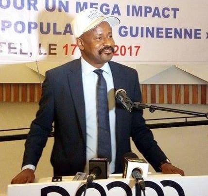 Moustapha Mamy Diaby, ministre des télécoms