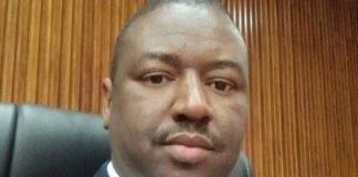 Cellou Baldé, député de l'UFDG