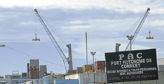 Port autonome de conakry