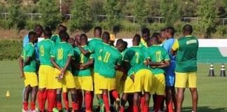 u20 syli national de Guinée