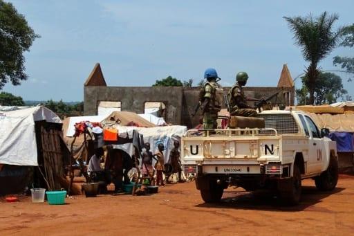 Paris (AFP)© 2017 AFPsanté-Centrafrique-ONG-conflit