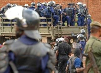Bukavu (RD Congo) (AFP)© 2017 AFPRDCongo-prisonniers-troubles-prison