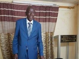 Monsieur Ibrahima BEAVOGUI, Magistrat