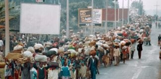 Par Stephanie AGLIETTI et Fran BLANDYKigali (AFP)© 2017 AFPRwanda-génocide-éducation-histoire