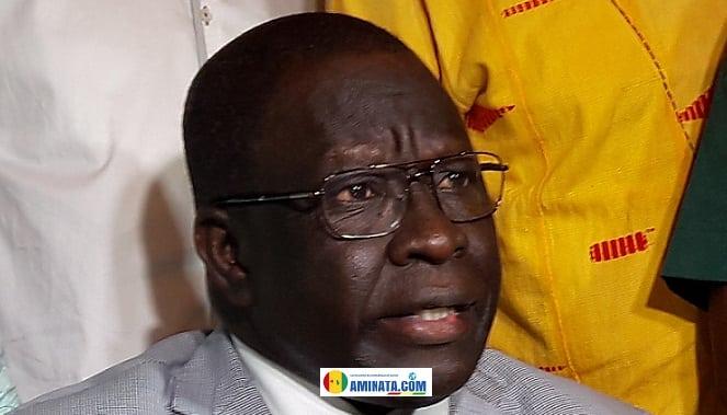 Dr. Sekou Koureissy condé, président de la CANEG
