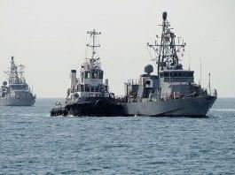 Navire iranien
