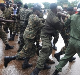 Conakry (AFP)© 2017 AFPGuinée-armée-massacre-enquête-justice