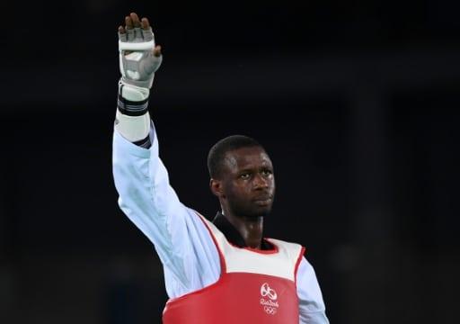 Niamey (AFP)© 2017 AFPtaekwondo-sport-Niger-NIG-GER-ONU-Unicef