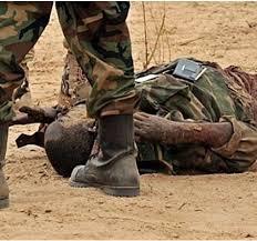Un militaire tué lors d'une attaque terroriste image d'archives