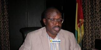 Mamady Kaba président de l'Institut national des droits de l'homme INIDH