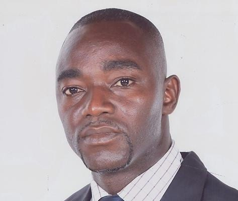 Mohamed Diawara, juge d'instruction du tribunal de Kaloum