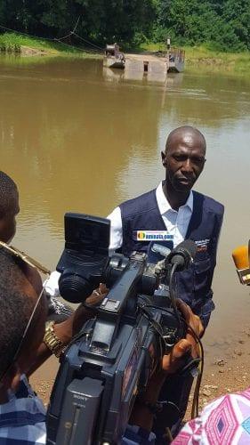 Saa Yalondé Camara, Directeur national de l'entretien routier