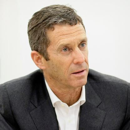 Beny Steinmetz, dimantaire israélien et fondateur BSG