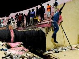 Dakar (AFP)© 2017 AFPSénégal-enquête-foot-accident