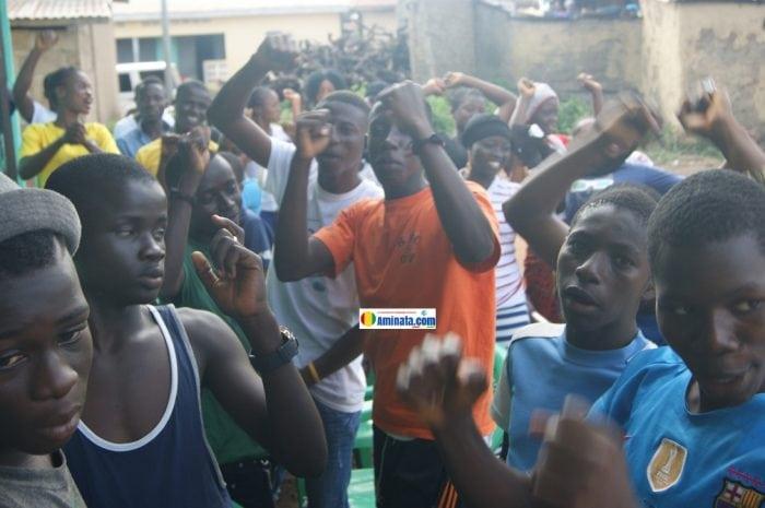 Beyla l'Alliance Sabou renouvelle l'espoir des jeunes