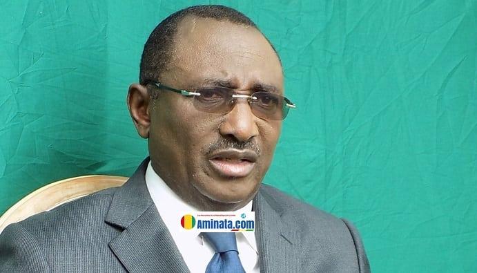 Sidya Touré, président de l'Union des forces républicaines (UFR)