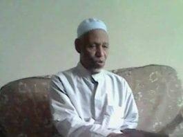 Chérif Ibrahima Sagalé, chef religieux à Lelouma