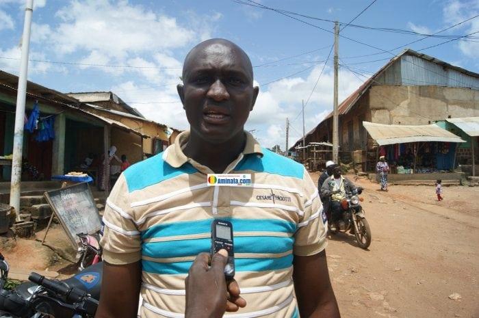 Un citoyen de Beyla parle de la pauvreté dans la préfecture après le départ de Rio Tinto