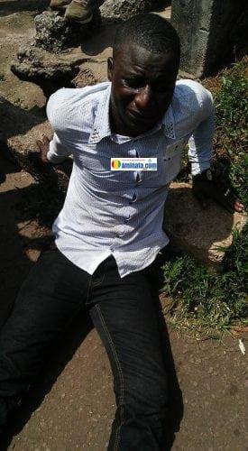 Un journaliste violemment bastonné par des gendarmes à la PM3