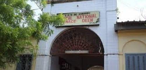 Hopital national Ignace deen